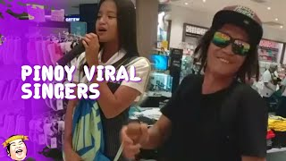 TALENTED PINOY SINGER APRIL 2019 PINOY VIRAL SINGERS