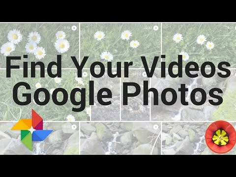 How to find your videos in Google Photos