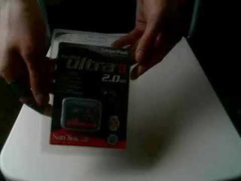 2GB Compact Flash Ultra II 2GB
