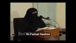 Gumrahi se alhuda  (گمراہی سے الہدیٰۗ - ایک  اسٹوڈنٹ کی کہانی )  || Dr.Farhat Hashmi