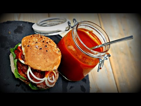 WHISKEY & PEACH BBQ SAUCE - BBQ SAUCE RECIPE