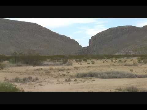 Big Bend National Park Expedition - Day One (Part 1 of 5)