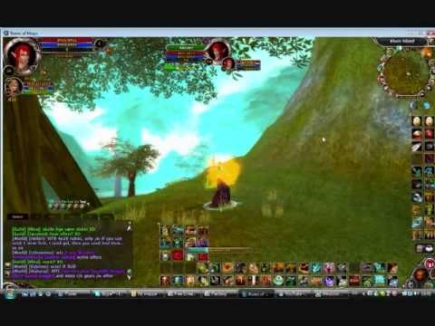 Runes of Magic: Druid Skills