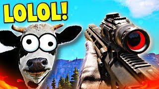 THIS GAME IS HILARIOUS... (Far Cry 5 Funny Moments)
