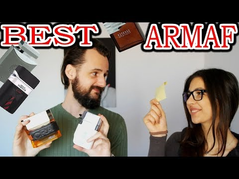 Best Fragrance for Men by Armaf from My 2017 Perfume Collection