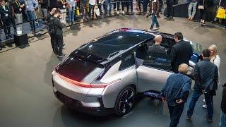 Tinhte.vn - Faraday Future FF91 là xe điện nhanh, mạnh nhất thế giới