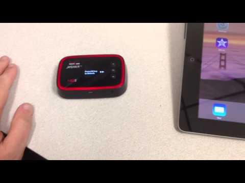 Verizon MiFi Wifi Mobile Hotspot - baveson