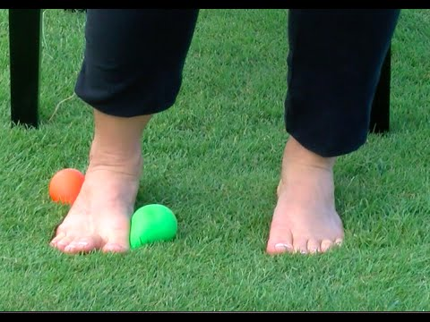 Foot & Ankle Exercises