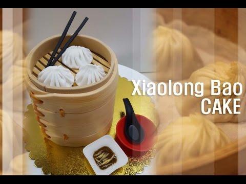 ::sugarcraft::Xiaolong Bao Cake샤오롱바오 만두 케이크 만들기