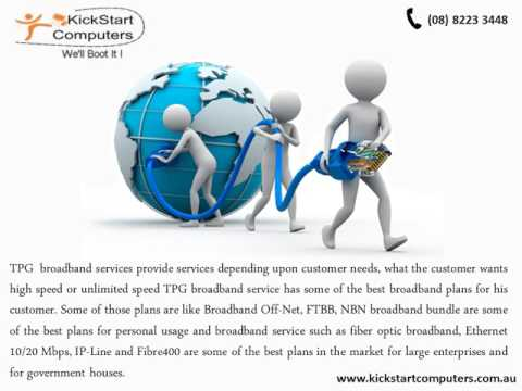 TPG -  The Leaders Of Internet Providers in Australia