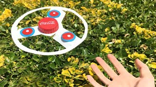 How to Make a Fidget Spinner that Fly