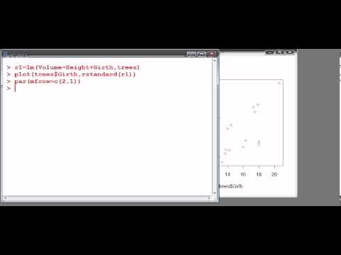 Statistics with R: Box-Cox transformation of the response in a linear model part 1