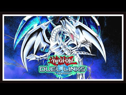 BLUE-EYES WHITE DRAGON! Yu-Gi-Oh Duel Links! Blue Eyes Deck Profile Ranked Gameplay!
