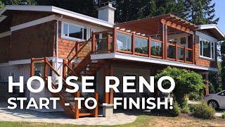 My House Renovation - Start To Finish!!!
