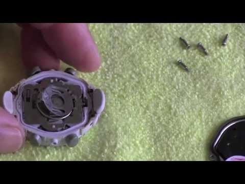 How To Replace Battery Casio G-Shock