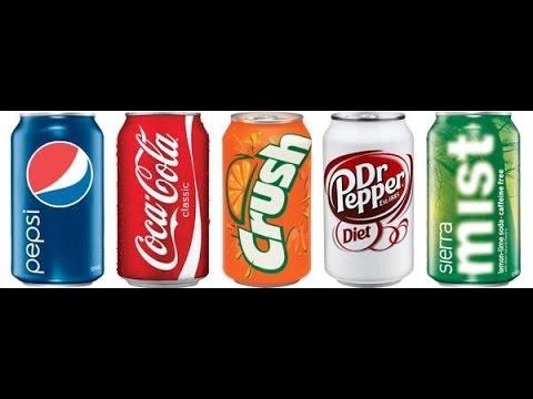 How to make soda explode