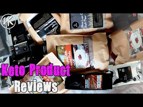 Keto Product Review   Growfit Breakfast Bars & Crackers