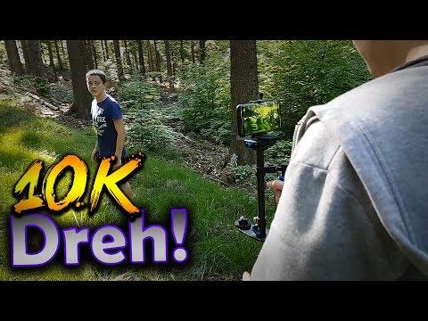 Der Dreh vom 10k special! (Making of)!