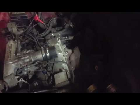 Toyota MR2 turbo - CT26 installation (part 2)