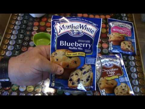 How to Make Awesome Pancakes with Martha White Muffin Mix Pouches