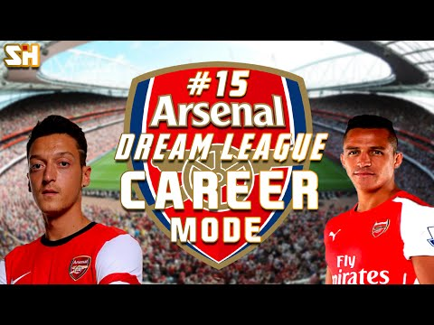 FIFA 14 ARSENAL DREAM LEAGUE CAREER MODE |EP 15| WILL OZIL EVER LEAVE? w/LIVE COMMENTARY