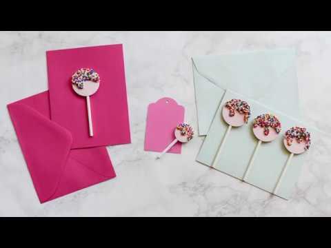 srpinkles lollipop card video