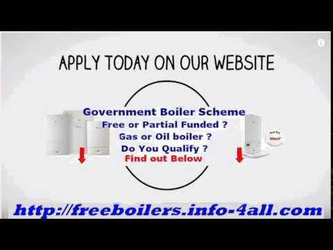 Free Boiler Replacement Arnside