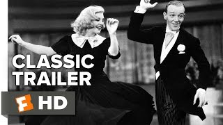 Swing Time (1936) Official Trailer - Fred Astaire, Ginger Rogers Movie
