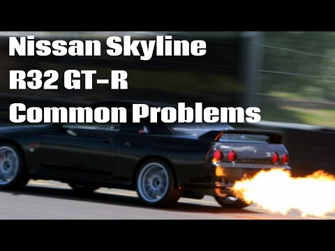 Common Problems With The R32 GT-R