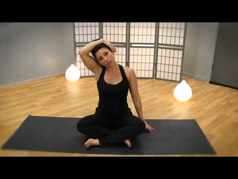 Yoga 5 Minute Practice - Release Stress & Tension