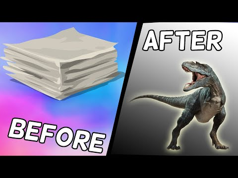 Cool Things Made Out Of Paper Compilation