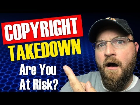 YouTube Copyright Claims To INCREASE - Should YOU Be Freaking Out?