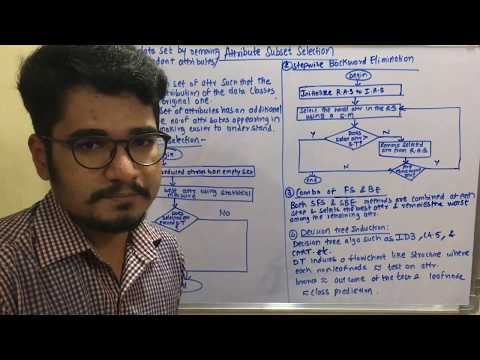 Data Mining & Business Intelligence | Tutorial #16 | Data Reduction - Attribute Subset Selection