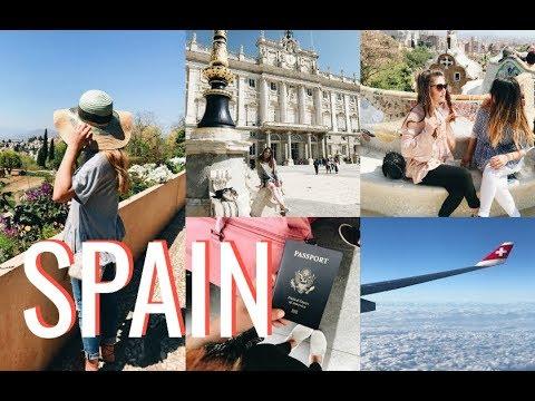 Spain 2017 | Seville, Madrid, Barcelona + more