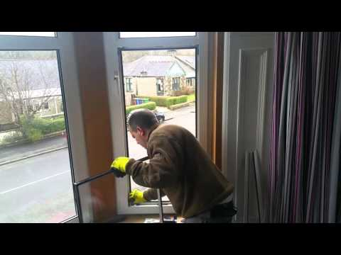 Replacing Glass in a double glazed PVC Window