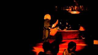 Sacha Clown Act 4 - Conductor