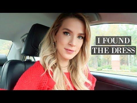 HOW I FINALLY FOUND MY DRESS | leighannsays