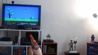 NES Zapper - Modded to Work with PC and Flat Screen TV