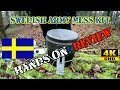 Swedish Army Cooking System Trangia: Hands On Review