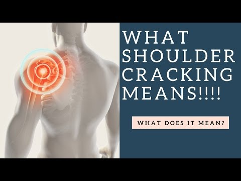 TRUE Causes of Shoulder Cracking, Clicking, Popping Noises & What They Mean!