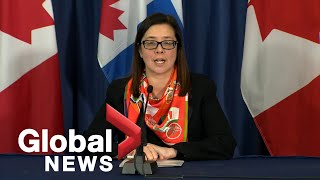 Coronavirus outbreak: Toronto health officials provide COVID-19 update | LIVE