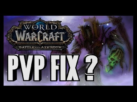 Wow Battle for Azeroth - How to Add Progression and Customization Back into Wow Pvp