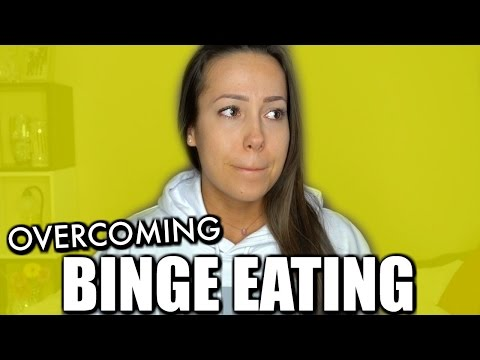 OVERCOMING BINGE EATING | My Story