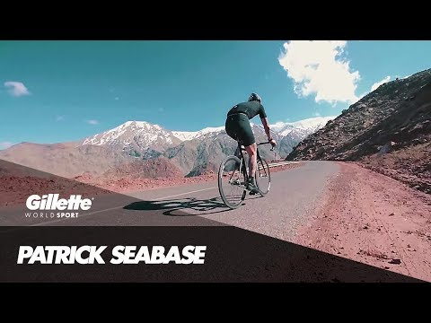 Climbing Mountains on a Track Bike with Patrick Seabase | Gillette World Sport