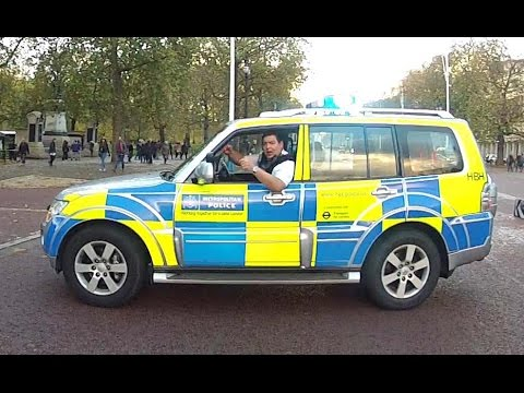 Central London Ride: Pulled by the Police!