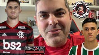 """Atacante Pedro é o novo alvo do Flamengo? Presidente do Fla sobre Cuéllar: """"Estão perdendo tempo""""."""