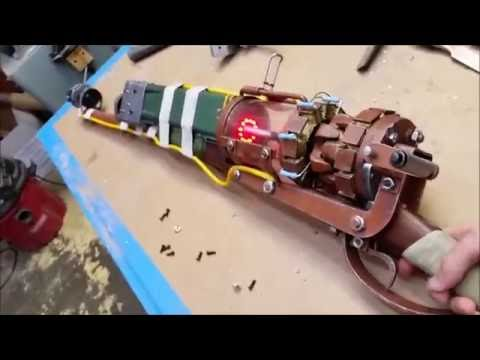 Fallout 4 Laser Musket Replica