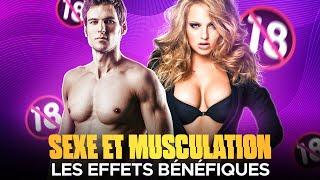 SEXE, les effets incroyables pour la MUSCULATION