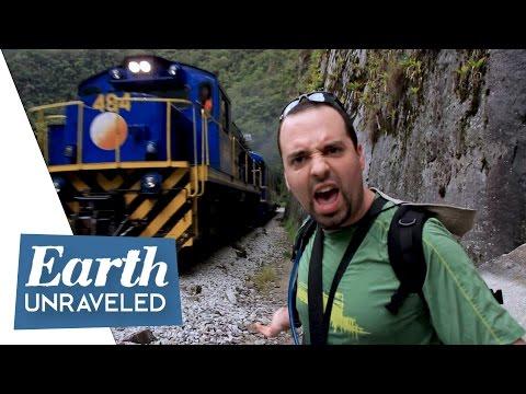 Another Idiot Abroad in Machu Picchu 🚂  Inca trail trekking to Machu Picchu, Peru 🇵🇪