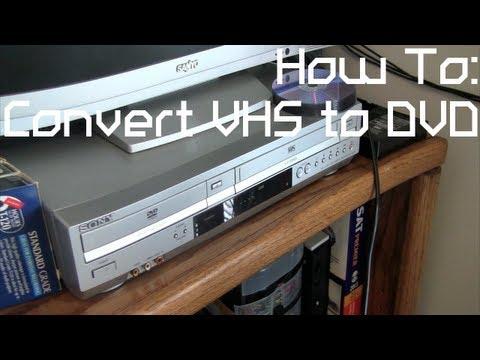 Convert VHS to DVD On a Mac